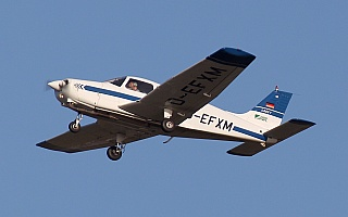 Bild: 19267 Fotograf: Frank Airline: RWL German Flight Academy Flugzeugtype: Piper PA-28-161 Cadet