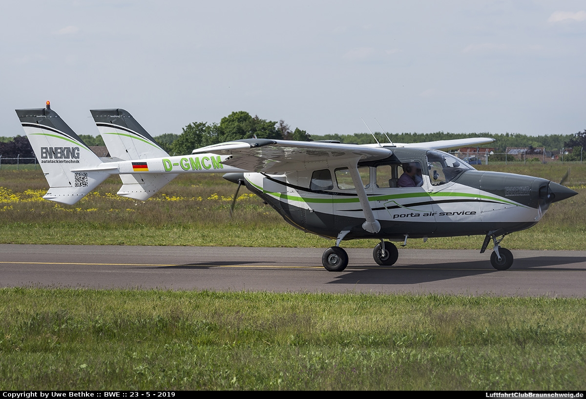 Skymaster Team - D-GMCM - Uwe Bethke
