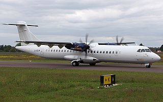 Bild: 18619 Fotograf: Frank Airline: Blue Islands Flugzeugtype: Avions de Transport Régional - ATR 72-500