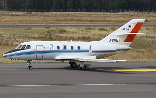Bild: 18772 Fotograf: Frank Airline: DLR Flugbetriebe Flugzeugtype: Dassault Aviation Falcon 20E