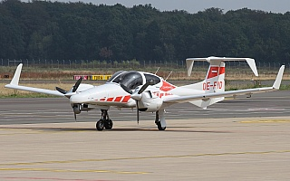 Bild: 18955 Fotograf: Frank Airline: Diamond Aircraft Industries Flugzeugtype: Diamond Aircraft DA42 MPP