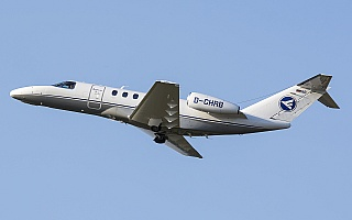 Bild: 19004 Fotograf: Uwe Bethke Airline: Hahn Air Flugzeugtype: Cessna 525C CitationJet 4