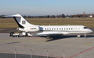 Bild: 19382 Fotograf: Frank Airline: LaudaMotion Flugzeugtype: Bombardier Aerospace BD-700 1A10 Global Express