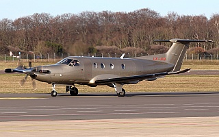 Bild: 19698 Fotograf: Frank Airline: Jetfly Aviation Flugzeugtype: Pilatus PC-12/47E