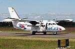 Bild: 19914 Fotograf: Frank Airline: LET Aircraft Industries Flugzeugtype: Let L-410UVP Turbolet