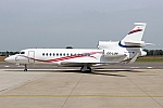 Bild: 20039 Fotograf: Frank Airline: Belgium - Air Force Flugzeugtype: Dassault Aviation Falcon 7X