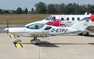 Bild: 20111 Fotograf: Frank Airline: Privat Flugzeugtype: Czech Sport Aircraft PS-28 Cruiser