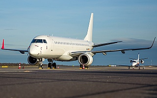 Bild: 20785 Fotograf: Uwe Bethke Airline: German Airways Flugzeugtype: Embraer 190-100LR