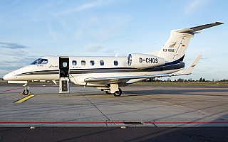 Bild: 20790 Fotograf: Uwe Bethke Airline: ProAir Aviation GmbH Flugzeugtype: Embraer EMB-505 Phenom 300