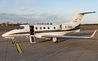 Bild: 20801 Fotograf: Frank Airline: ProAir Aviation GmbH Flugzeugtype: Embraer EMB-505 Phenom 300