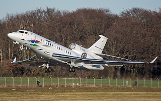 Bild: 20875 Fotograf: Uwe Bethke Airline: Volkswagen Air Services Flugzeugtype: Dassault Aviation Falcon 7X
