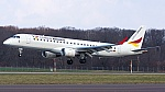 Bild: 20990 Fotograf: Uwe Bethke Airline: German Airways Flugzeugtype: Embraer 190-100LR