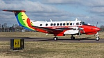 Bild: 20946 Fotograf: Uwe Bethke Airline: Polish Air Navigation Services Agency - PANSA Flugzeugtype: Beechcraft B300 King Air 350i