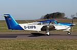 Bild: 20999 Fotograf: Frank Airline: Privat Flugzeugtype: Piper PA-28RT-201T Turbo Arrow IV