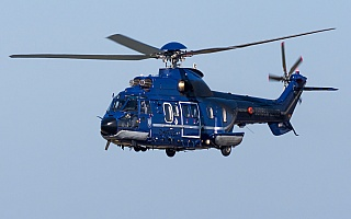 Bild: 21020 Fotograf: Uwe Bethke Airline: Bundespolizei Flugzeugtype: Aerospatiale AS-332 L1 Super Puma