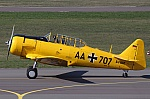 Bild: 21058 Fotograf: Frank Airline: Privat Flugzeugtype: North American Aviation SNJ-5 Texan