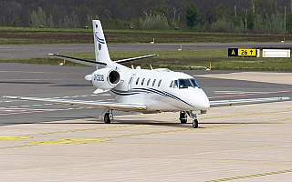 Bild: 21094 Fotograf: Uwe Bethke Airline: Silver Cloud Air Flugzeugtype: Cessna 560XL Citation XLS+