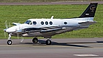 Bild: 21096 Fotograf: Uwe Bethke Airline: Privat Flugzeugtype: Beechcraft C90GTi King Air